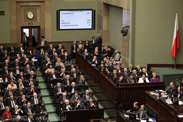 Głosowanie nad konwencją o przeciwdziałaniu i zwalczaniu przemocy wobec kobiet i przemocy domowej