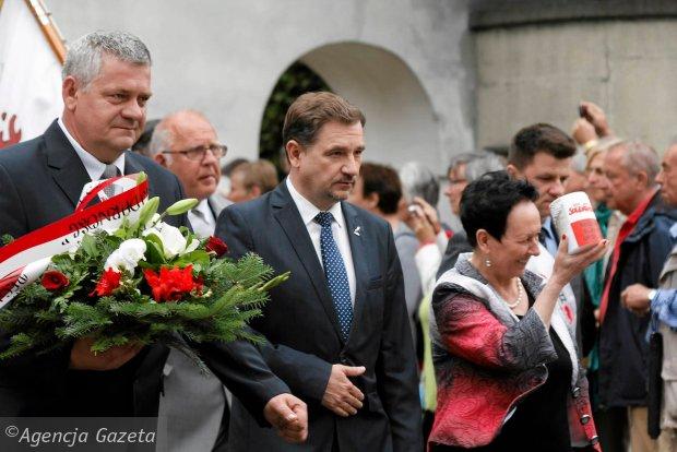 Grzegorz Adamczyk, wiceprzewodniczący