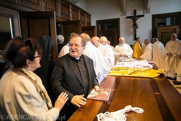 Sanktuarium Jana Pawła II w Krakowie: msza św. koncelebrowana przez o. Tadeusza Rydzyka