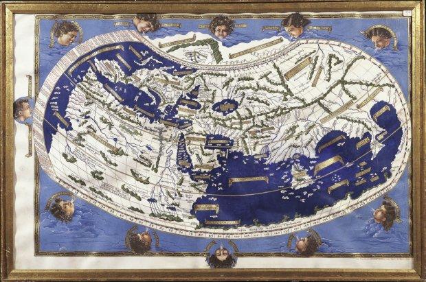 Kolumb w pogoni za ułudą: Słynny żeglarz nie wybrałby się w swoją podróż na zachód, gdyby nie... błąd na mapie sporządzonej przez jednego z renesansowych kartografów. Pomyłka była kardynalna: sytuowała mityczne, kapiące złotem krainy i wyspy Dalekiego Wschodu o 100 st. długości geograficznej bliżej, niż się naprawdę znajdują