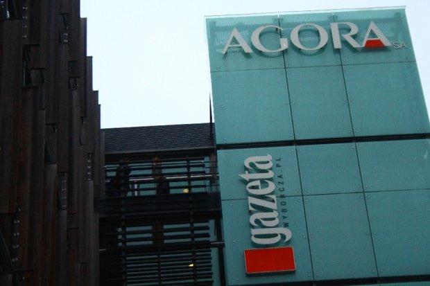 Siedziba Agory.