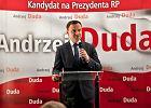 Andrzej Duda: Polsce potrzebna jest aktywna prezydentura