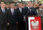 Andrzej Duda do żołnierzy: Musimy modernizować polską armię, wzmacniając bezpieczeństwo Polski