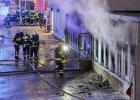 Szwecja: nieznani sprawcy podpalili meczet. Pięć osób poszkodowanych