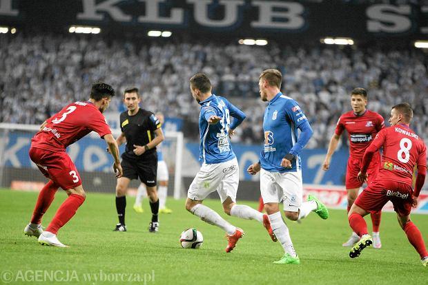 Lech Poznań - Podbeskidzie Bielsko-Biała 0:1