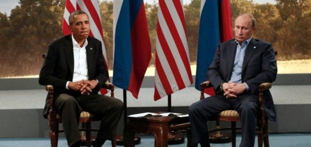 Putin, Obama