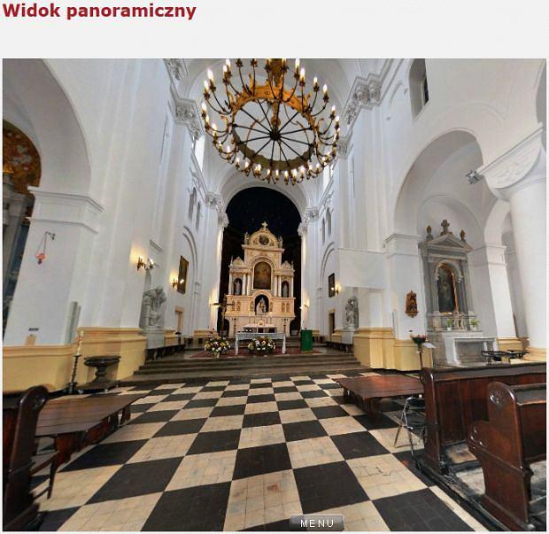 Swaugustyn.pl, widok panoramiczny