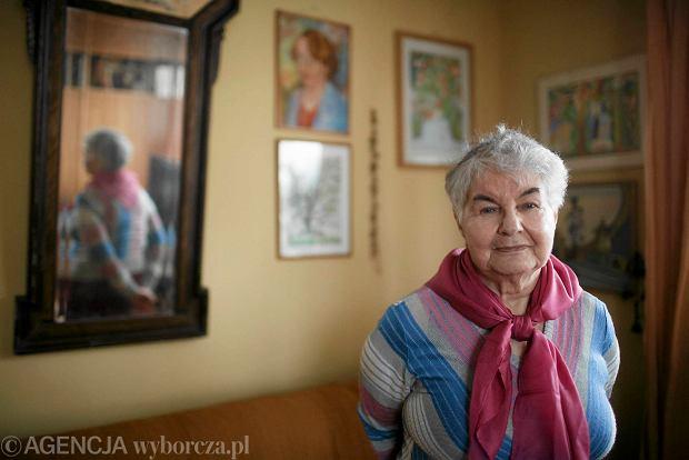 Maria Borkowska-Flisek