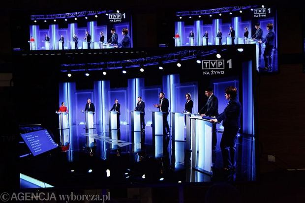 Debata 8 Liderow