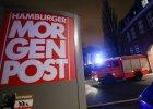 Atak na niemiecką redakcję. Za karykatury Mahometa