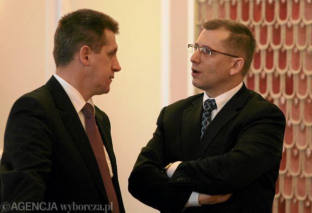 Krzysztof Kwiatkowski i Jan Bury