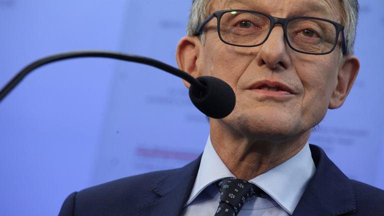 Konferencja posła Stanisława Piotrowicza w Sejmie
