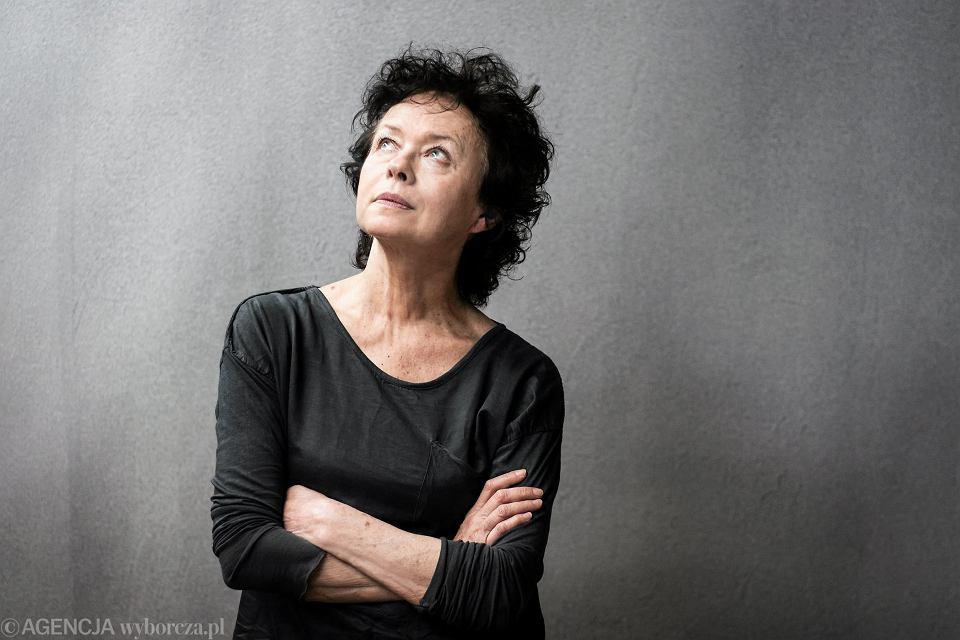 Aktorka Joanna Szczepkowska