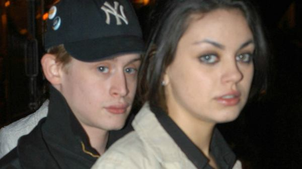 Mila Kunis Macaulay Culkin Byli Par 9 Lat. Tak Szczerze