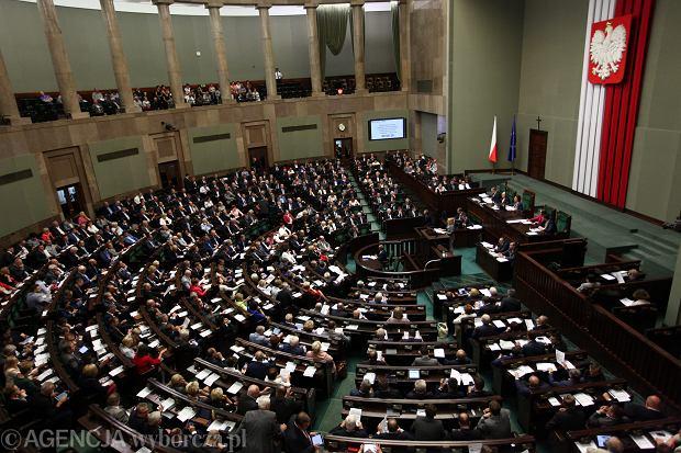 96 Posiedzenie Sejmu