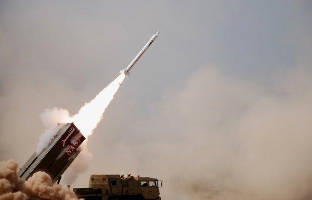 Pakistański pocisk Haft IX (NASR), mogący przenosić ładunki nuklearne