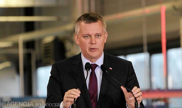 Szef MON - Tomasz Siemoniak