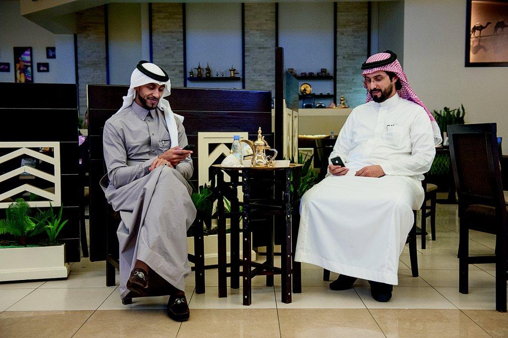 Arabia Saudyjska. Fot. Tomek Michniewicz
