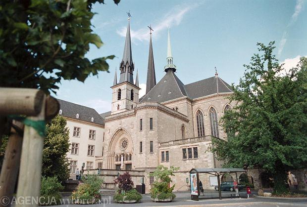Katedra Notre-Dame de Luxembourg