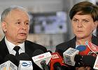 Beata Szydło: Jarosław Kaczyński będzie premierem