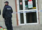 Napad na bank przy Grójeckiej. Złodziej uciekł z pieniędzmi