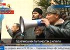 """Niespokojnie na Krymie. """"Ludzie w Sewastopolu się zbroją. Będziemy się bronić przed faszystami"""""""