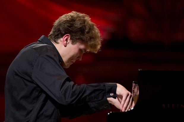 Konkurs Chopinowski 2015 - Szymon Nehring. Występ w I etapie