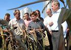 """Szydło pod Sierpcem: """"Rolnicy muszą czuć wsparcie państwa"""" [WIDEO]"""