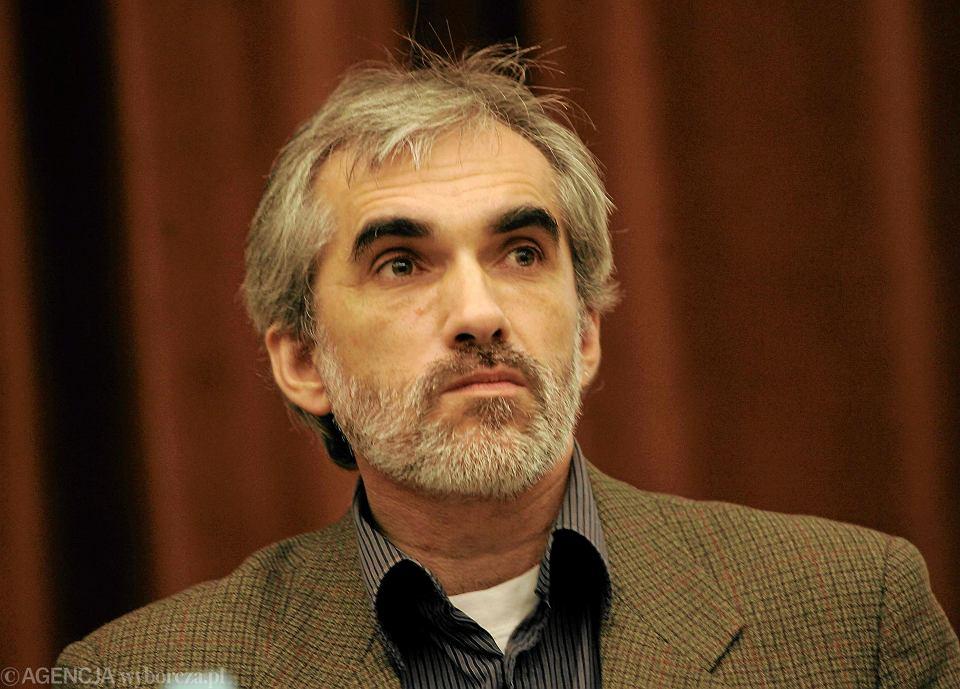 Prof. Jarosław Hrycak - historyk Ukraińskiego Uniwersytetu Katolickiego we Lwowie