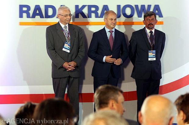 Rada Krajowa PO: Ludwik Dorn, Grzegorz Napieralski i Michał Mazowiecki dołączają do PO