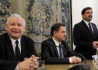 """Duda: """"Dialog w Polsce runął w gruzach"""". Kaczyński: """"Wszystko zmienimy, kiedy wygramy"""". Owacje na stojąco dla prezesa"""
