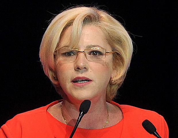 Corina Cretu, komisarz UE ds. polityki regionalnej