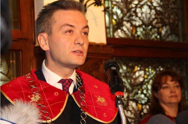 Ślubowanie Roberta Biedronia na prezydenta Słupska