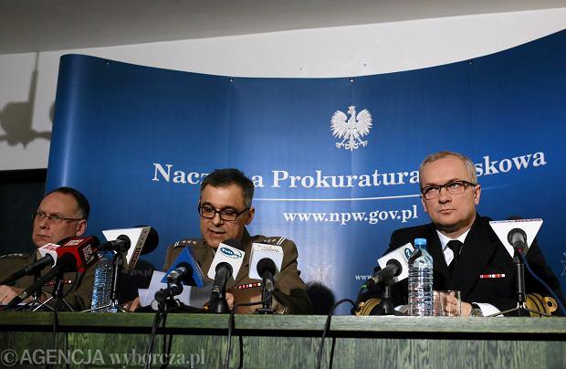 Konferencja prasowa NPW