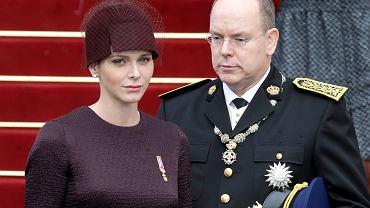 Duchess Charlene and Prince Albert