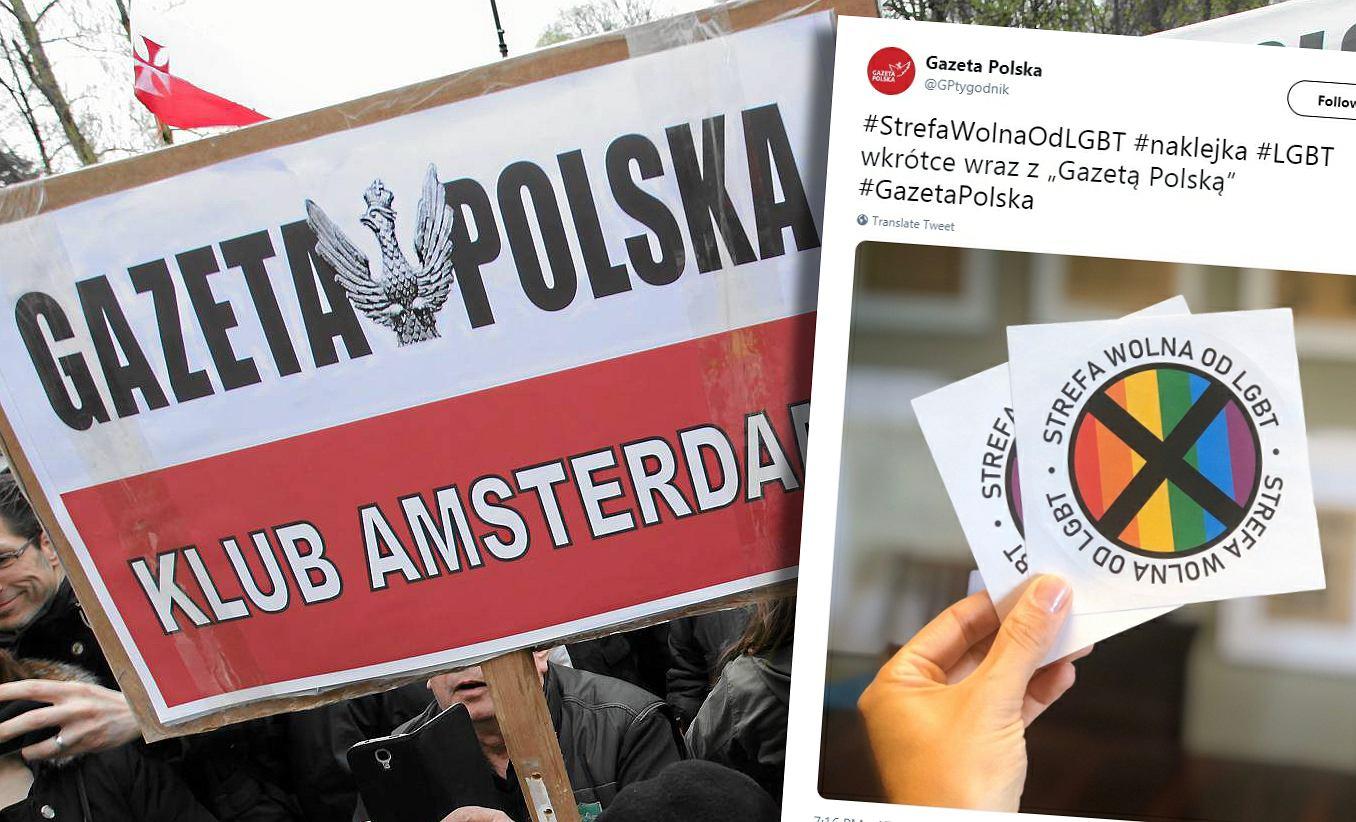 gazeta polska presses the