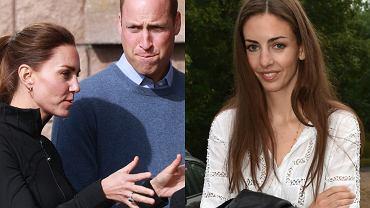 Duchess Kate, Prince William, Rose Hanbury