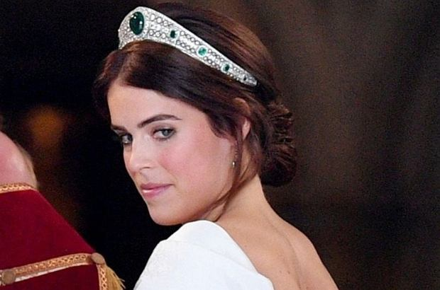 Princess Eugenia's wedding with Jack Brooksbank
