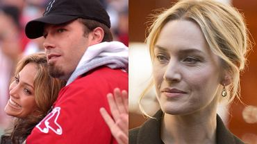 Jennifer Lopez, Ben Affleck, Kate Winslet