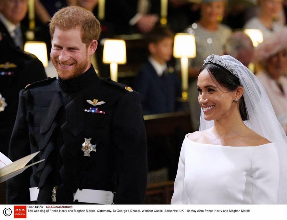 Meghan Markle (wedding)