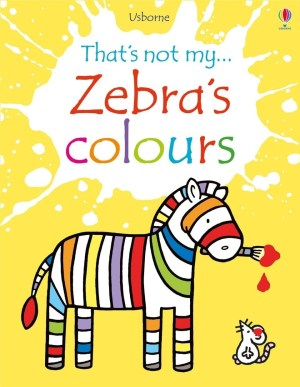 Zebra would like to change the colour of his stripes. Should they be green like Crocodile or blue like Parrot? Which colour would be best of all? With peep through holes, adorable illustrations and simple text, this is a delightful addition to the internationally bestselling That's not my... series, and a lovely book to share with little ones.