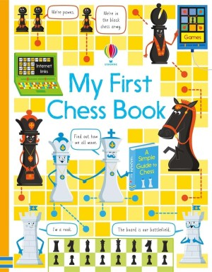 Learn how to command a chess army in this friendly introduction, with entertaining illustrations on how the pieces move, and tons of tips on attacking, defending and winning. A perfect starting point for young children – and a handy refresher for parents and grandparents! With links to specially selected websites with puzzles and more information.