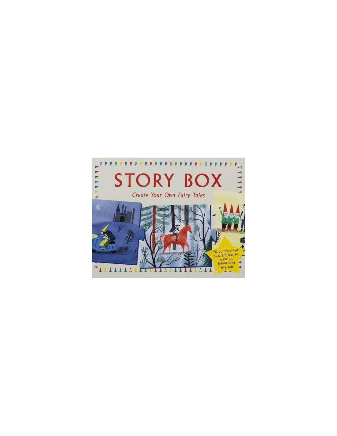 Story Box Create Your Own Fairy Tales