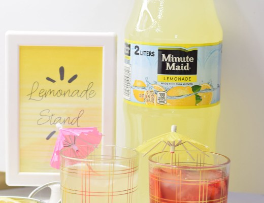 How to Make a DIY Lemonade Stand for Your Next Family Gathering
