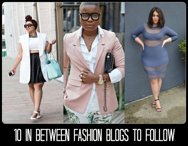 10 Curvy Bloggers You Should Follow