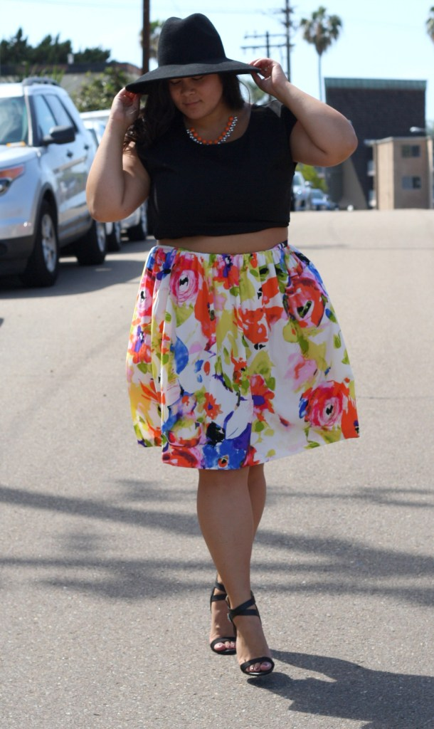 Unzip a dress and turn it into a skirt
