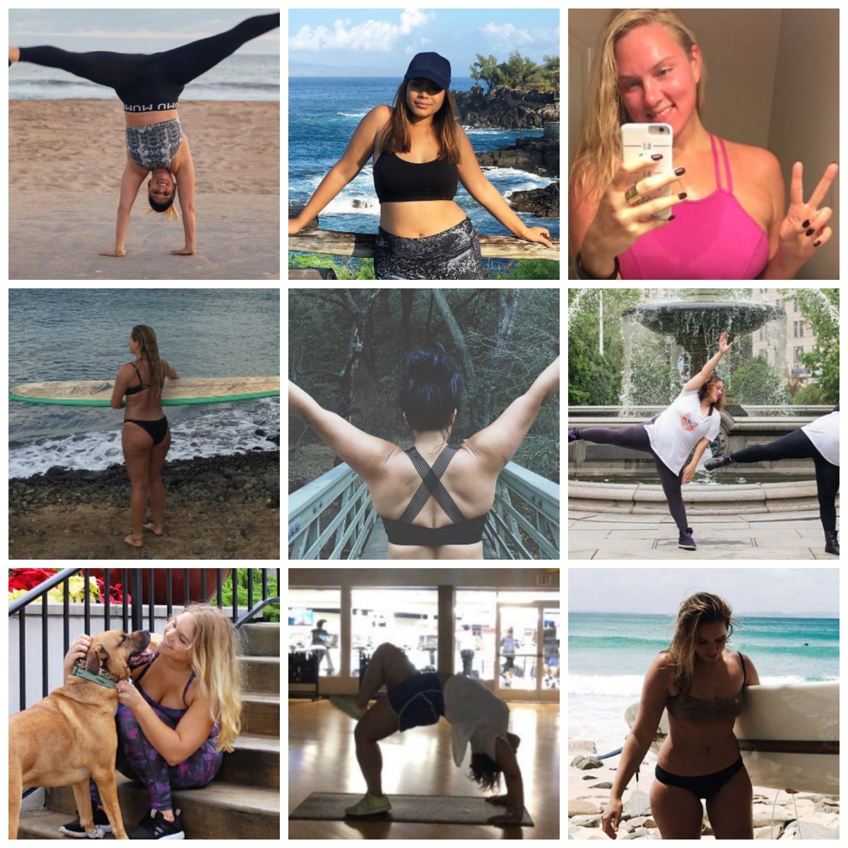 10 Curvy Women who Prove Fat can be Fit