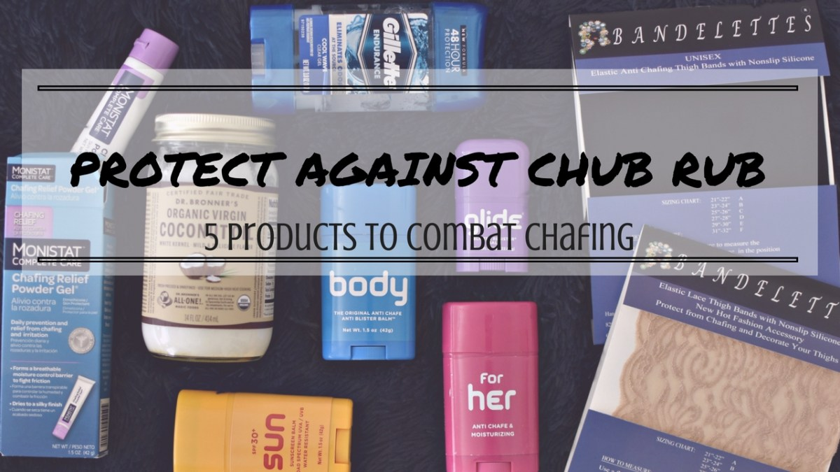 5 Methods to Prevent Chub Rub Summer Chafing RANKED!