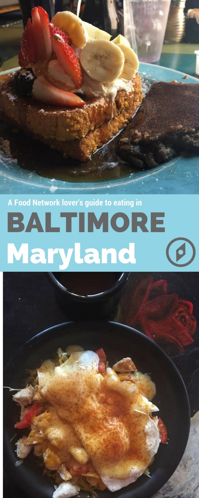 Food guide Baltimore