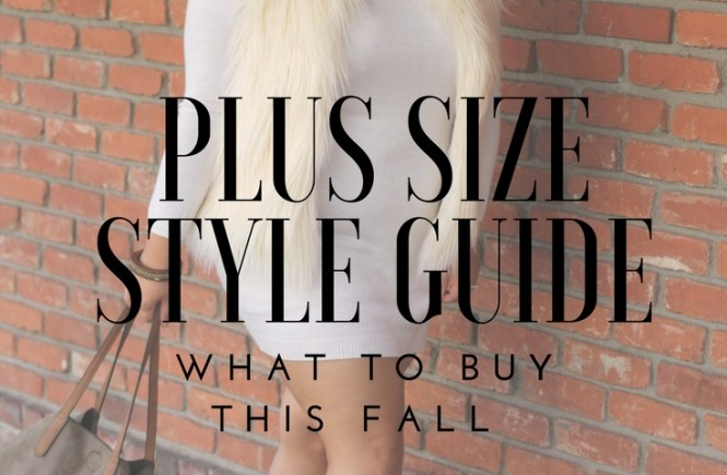 plus size fall style guide